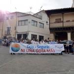 """Los Ribereños vuelven a manifestarse y exigir """"ni una gota más"""""""