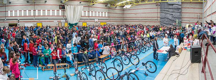 Día de la Bicicleta en Marchamalo