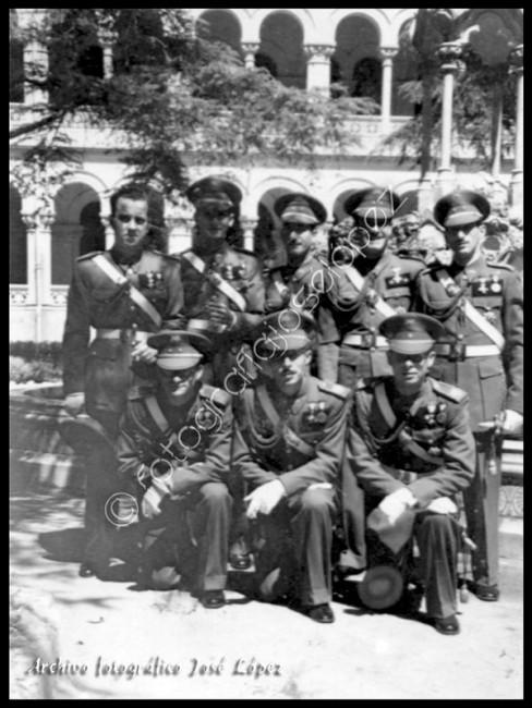 Adoratrices: Academia de Transformación de Infantería de Guadalajara. Foto: José López