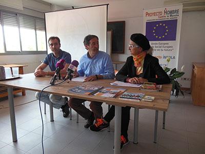 Presentación de los actos del aniversario de Proyecto Hombre