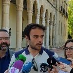 El PSOE pide al Gobierno que atienda las necesidades de uso público del Infantado antes de hacer la casa al duque