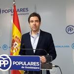 """Robisco: """"El desgobierno de Page ha arrastrado al  Hospital de Guadalajara a una situación caótica"""""""