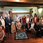 'Un siglo tejiendo sueños', una exposición sobre las alfombras de Sigüenza