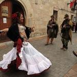 Tamajón regresó al siglo XIII de la mano del Mercado Medieval