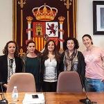 Miriam Batanero toma posesión como nueva concejala del Ayuntamiento de Trillo