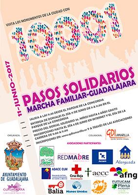 Cartel de la convocatoria solidaria