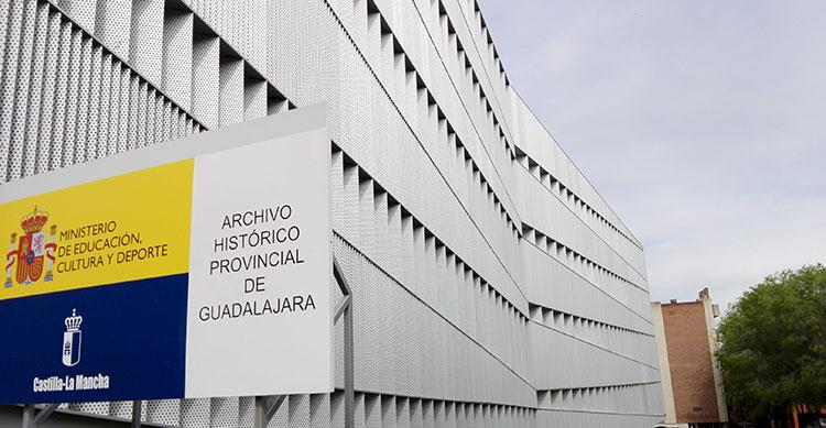 Sede del Archivo Histórico Provincial