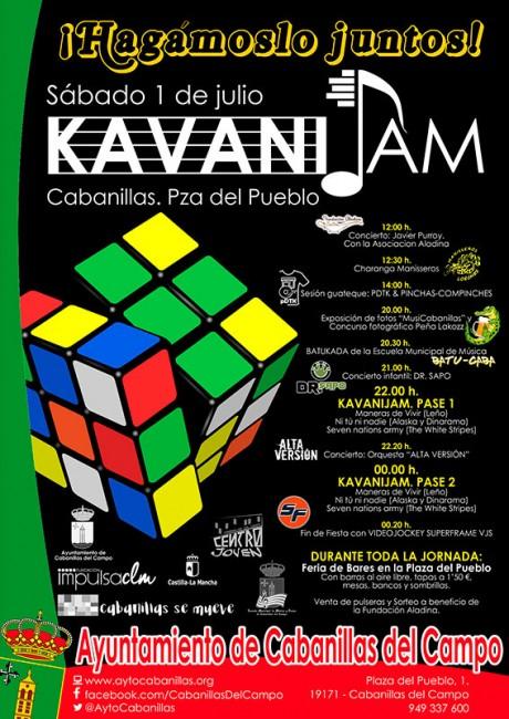 Cartel del KavaniJam