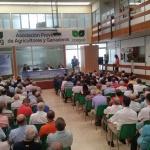"""APAG celebra sus cuarenta años con una sequía que hace """"estragos"""""""