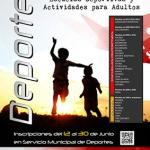 Ya se puede solicitar la inscripción en las Escuelas Deportivas de Azuqueca