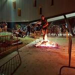 Vuelven las hogueras de San Juan al Centro Joven de Cabanillas