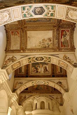 La Capilla de Luis de Lucena que permanecerá abierta durante el Corpus y el Maratón de los Cuentos