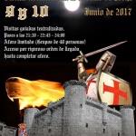 Noches de evocación templaria en el Castillo de Torija
