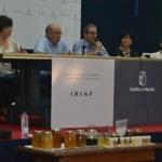 Más de 60 alumnos participan en un taller de cata de miel en el Centro Apícola de Marchamalo