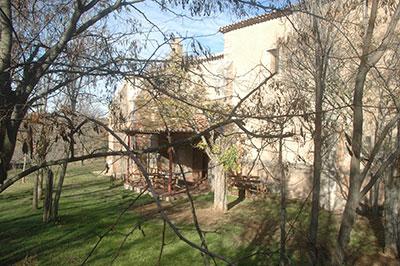 Cendejas del Padrastro, santuario de Nuestra Señora de Valbuena
