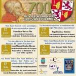Continúa el Ciclo de Conferencias sobre don Juan Manuel en Cifuentes