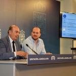 La Diputación conmemora el 30 aniversario del polideportivo San José