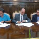 Diputación Provincial y Proyecto Hombre renuevan el convenio de colaboración