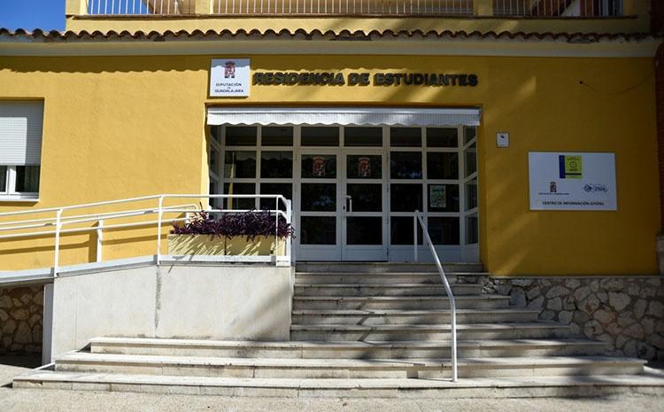 Comienza el plazo de solicitudes para estancia en la Residencia de la Diputación