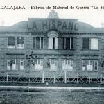 La llegada a la Guadalajara de la Hispano Suiza, detalle monumental del mes de julio