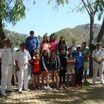 Jóvenes de Sacedón disfrutan de una 'Experiencia Náutica' en el lago de Bolarque