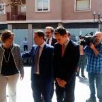 Page anuncia en Cabanillas un paquete de 20 millones de euros para ayuda a la inversión empresarial
