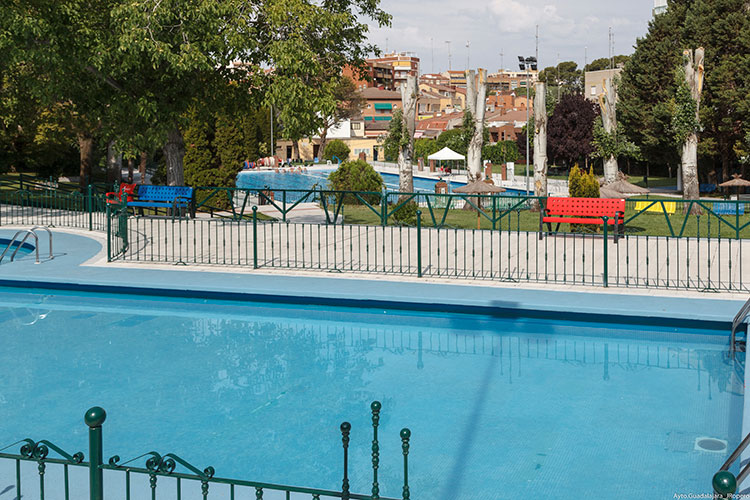 Piscina Municipal de San Roque