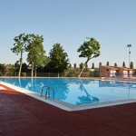 El sábado comienza la temporada de baños en la piscina de verano de Azuqueca