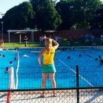 Abierta la inscripción para las actividades acuáticas la piscina de Cabanillas