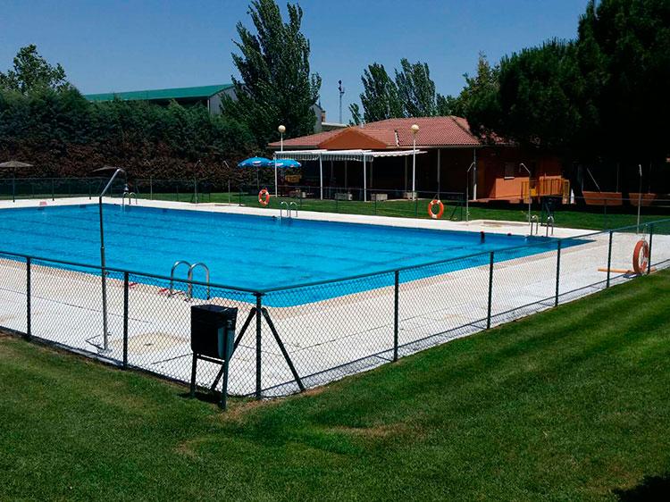 La piscina de Cabanillas abrirá el próximo día 23 de Junio