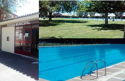 El sábado de abren las piscinas de El Casar