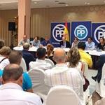 """Guarinos: """"El PP seguirá exigiendo a Page el cumplimiento de todos sus compromisos con la provincia"""""""
