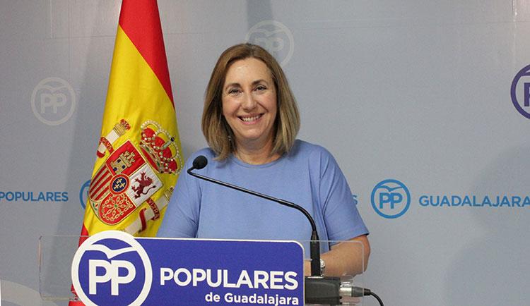 La diputada popular Silvia Valmaña