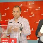 El PSOE arranca el próximo 1 de julio los actos conmemorativos de los 80 años de la Federación Provincial