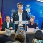 """Román, tras diez años de mandato dice que Guadalajara """"destaca más"""" que el resto de la región"""