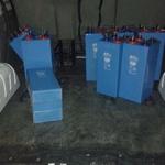 La Guardia Civil detiene a tres personas por robar baterías de telefonía en Muduex