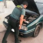 La Guardia Civil detiene a dos personas por tráfico de drogas en Almadrones