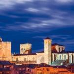 Ven a Sigüenza en el Tren Medieval, y celebra que la ciudad es Capital del Turismo Rural 2017