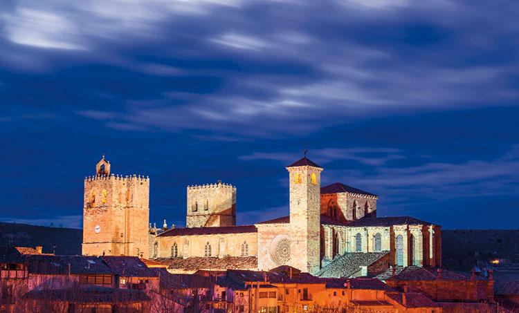 Sigüenza sigue siendo el segundo destino turístico de la Región