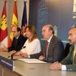La Diputación reduce su endeudamiento a la mitad en un año