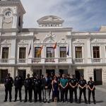 Toman posesión seis nuevos policías locales, dos oficiales y dos subinspectores