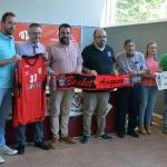 El Ayuntamiento reitera su apoyo al Basket Azuqueca en el año de su veinte aniversario