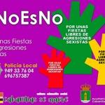 Cabanillas incidirá durante las Fiestas en la campaña contra las agresiones sexistas