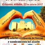 Cifuentes celebra este sábado las II Jornadas del Castillo