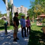 Ciudadanos quiere un 'impulso más' para que la piscina de San Roque esté a la altura de la ciudad