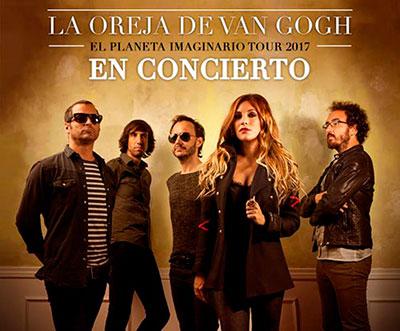El sábado 23, a partir de las 21:30 horas, el campo de fútbol San Miguel acogerá un concierto de música pop con La Oreja de Van Gogh