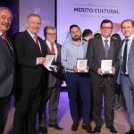 Brihuega, el Tenorio Mendocino y Siglo Futuro, reciben la medalla al Mérito Cultural