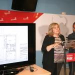 La vivienda que se quiere construir en el Infantado costará cerca de medio millón de euros