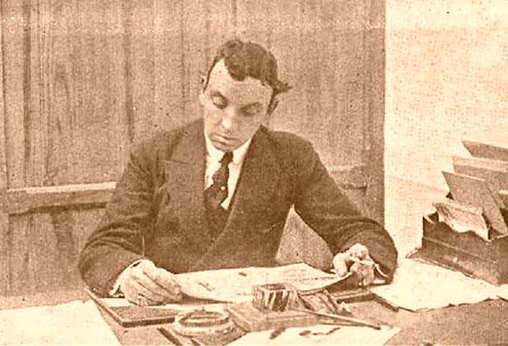 1.-José Serrano Batanero