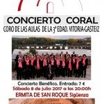 Una actuación coral abre la temporada de conciertos de la Iglesia de Santiago de Sigüenza